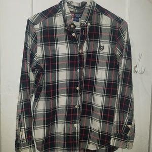 🍁🍁CHAPS Flannel shirt